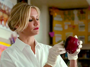 Giftsumach Filmszene aus Bad Teacher